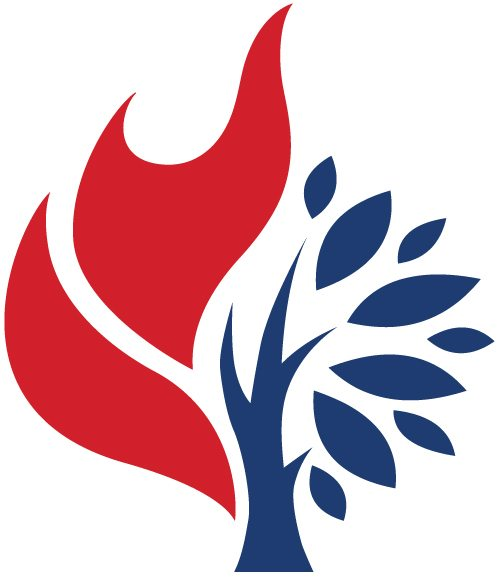 PCC Burning Bush logo