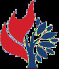PCC Burning Bush logo